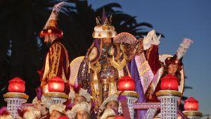 cabalgata reyes magos malaga