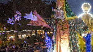 cabalgata de reyes magos de malaga centro