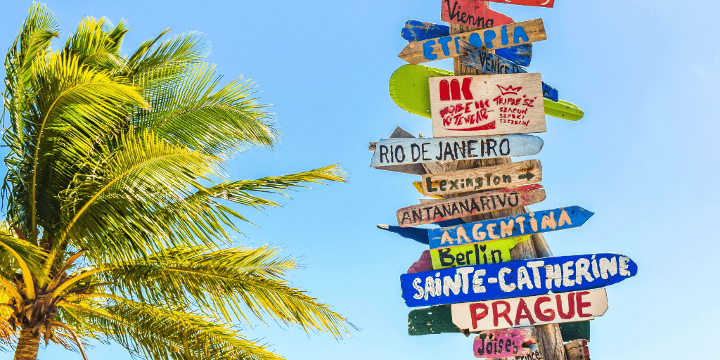 the five best travel sites