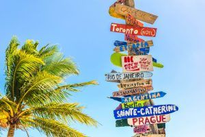 The best travel sites