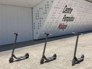 rent a electric scooter in malaga