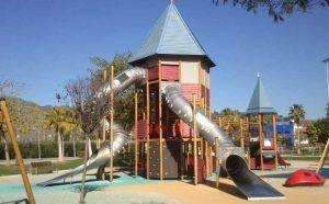 park of joy in malaga
