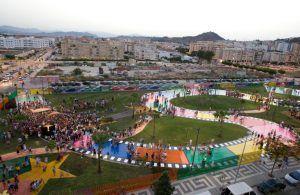 Park in Malaga