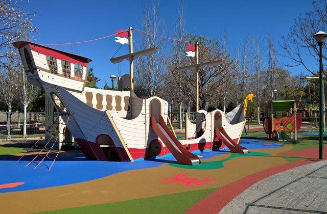 playgrounds malaga