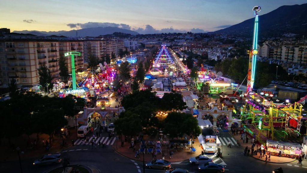 night-fuengirola-fair