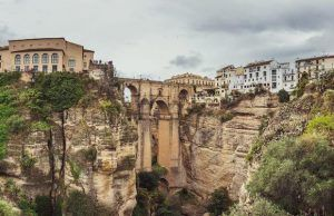 the highest villages on the Costa del Sol