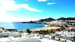 beach towns in andalucia