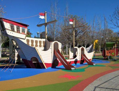 Malaga with kids