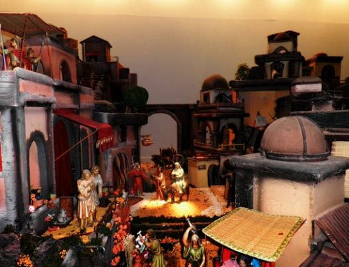 Nativity Scenes in Malaga, more than fifty in the city!