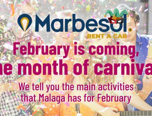 February in Malaga