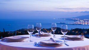 restaurante el refectorium del campanario marbesol