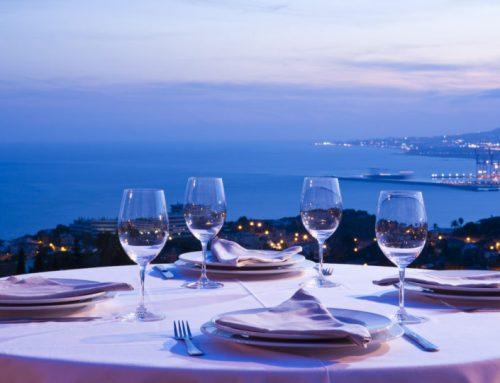 Romantic restaurants in Malaga 🧐
