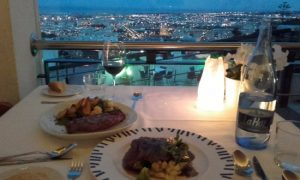 romantic restaurants in malaga