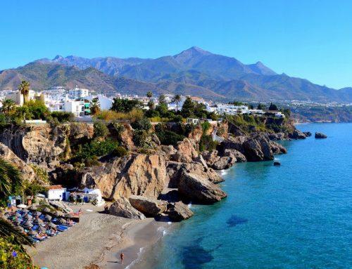 Pueblos de Andalucía con playa