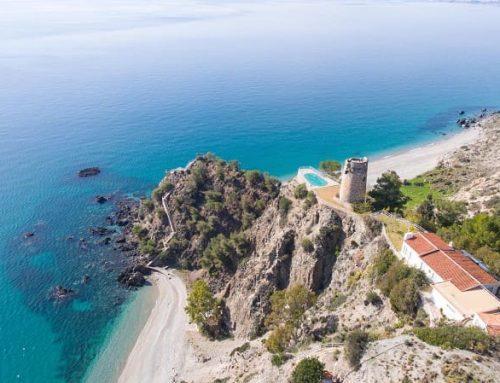 Las playas escondidas de Málaga