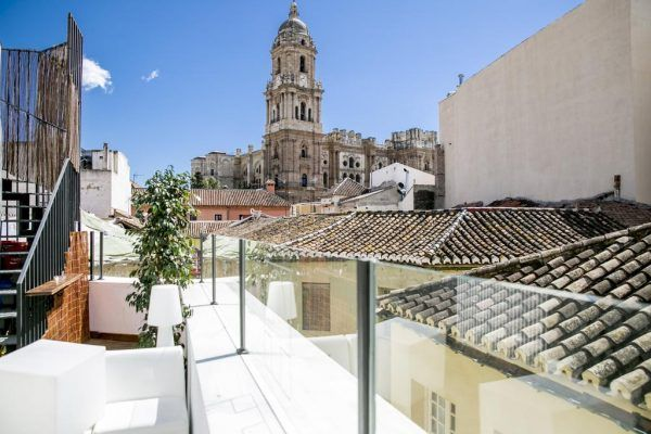 terraza chinitas
