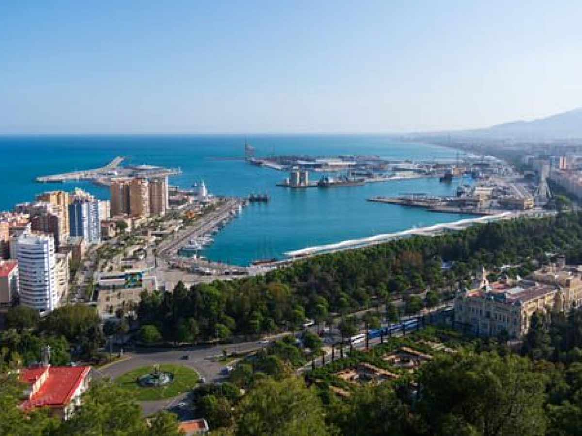 Terrazas En Málaga 2020 Marbesol