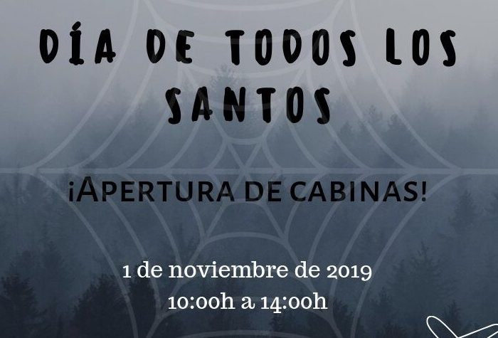apertura cabinas noviembre