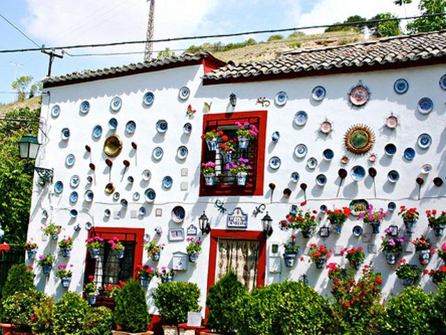 Granada cuevas de sacromonte marbesol