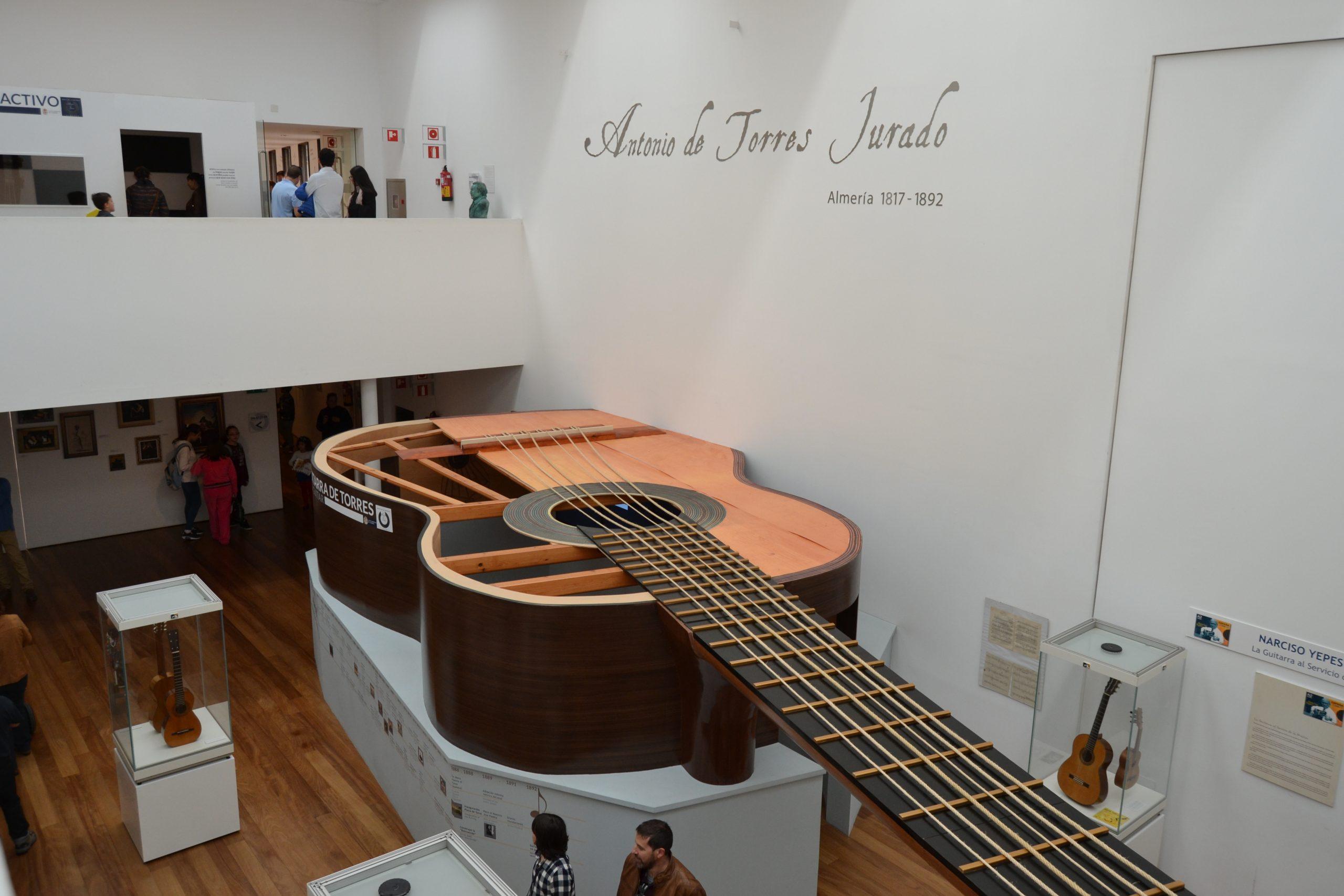 museo de la guitarra Almeria