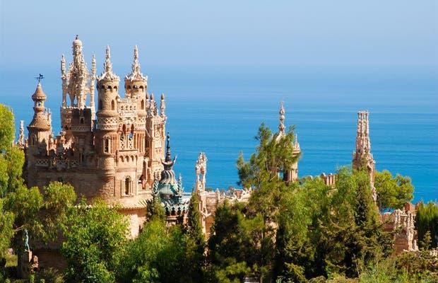 castillo de colomares marbesol