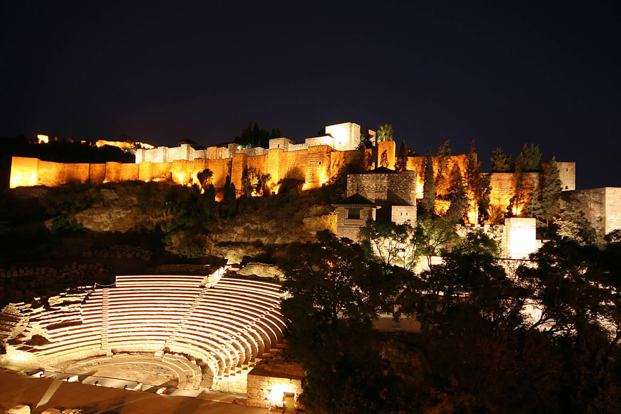 malaga alcazaba teatro marbesol