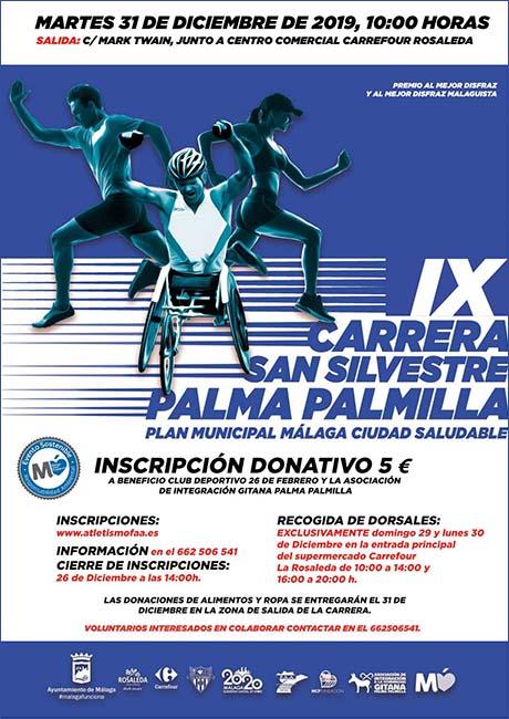San Silvestre Palma Palmilla 2019 Marbesol