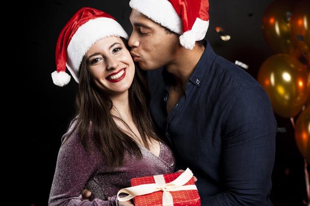 navidad romántica Málaga