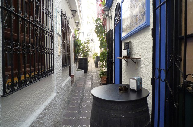 Calle Pantaleon Marbella marbesol