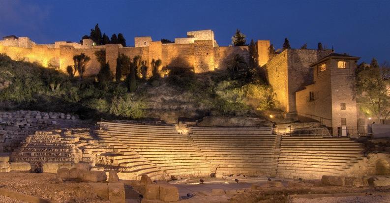 teatro romano malaga marbesol