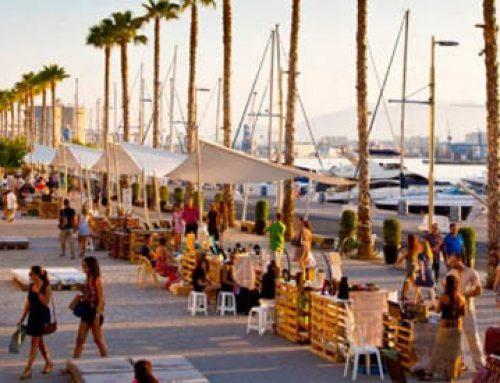 Mercadillos en Málaga 🧐🥑🥕🍅