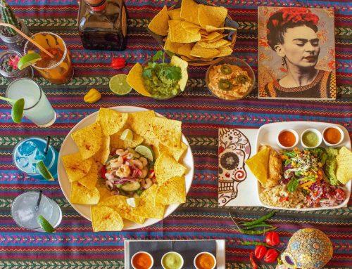 Mejores restaurantes mexicanos en Málaga