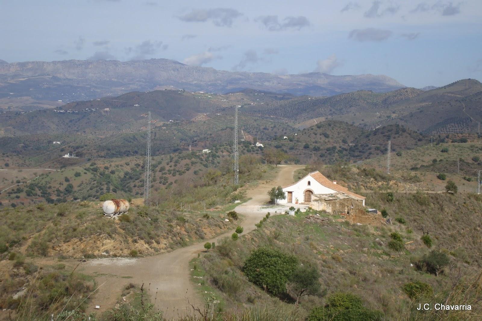 ruta ermita verdiales malaga