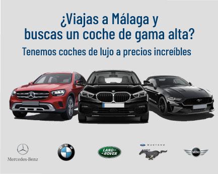 Alquiler de coche Málaga