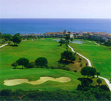 El Paraiso golf courses