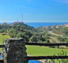 Torrequebrada golf courses
