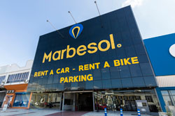 Car Hire Malaga Airport And Marbella Spain Marbesol